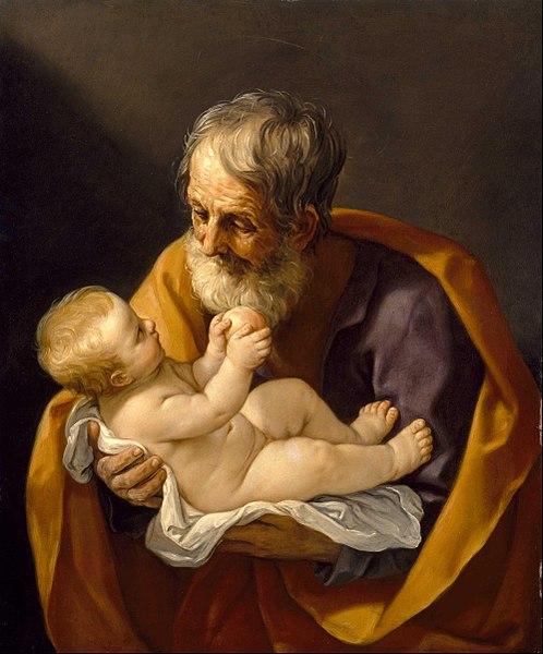 498px-guido_reni_-_saint_joseph_and_the_christ_child_-_google_art_project