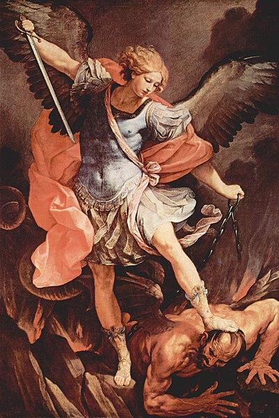 st. michael archangel-guido_reni_031