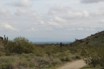 Hiking Different Trails at South Mountain Park