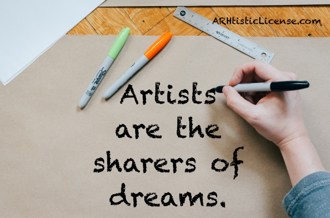 Sharers of Dreams