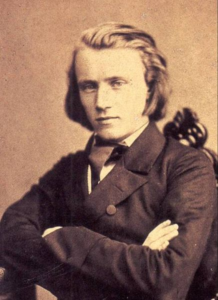 Johannes Brahms, composer, Romantic, music