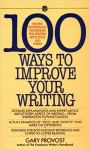 Review of 100 Ways to Improve Your Writing by Gary Provost
