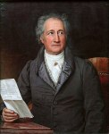 Monday Morning Wisdom #201: G is for Goethe