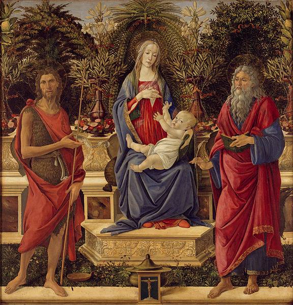 576px-Sandro_Botticelli_-_Madonna_with_Saints_-_Google_Art_Project