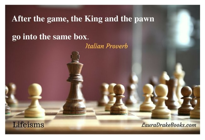the King and the Pawn