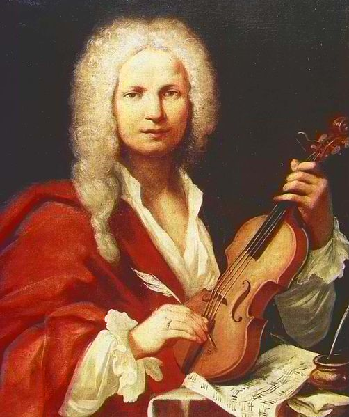 Vivaldi; the Red Priest