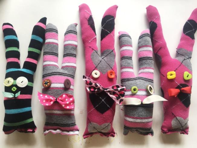 Vesna Taneva-Miller; sewing; crafts