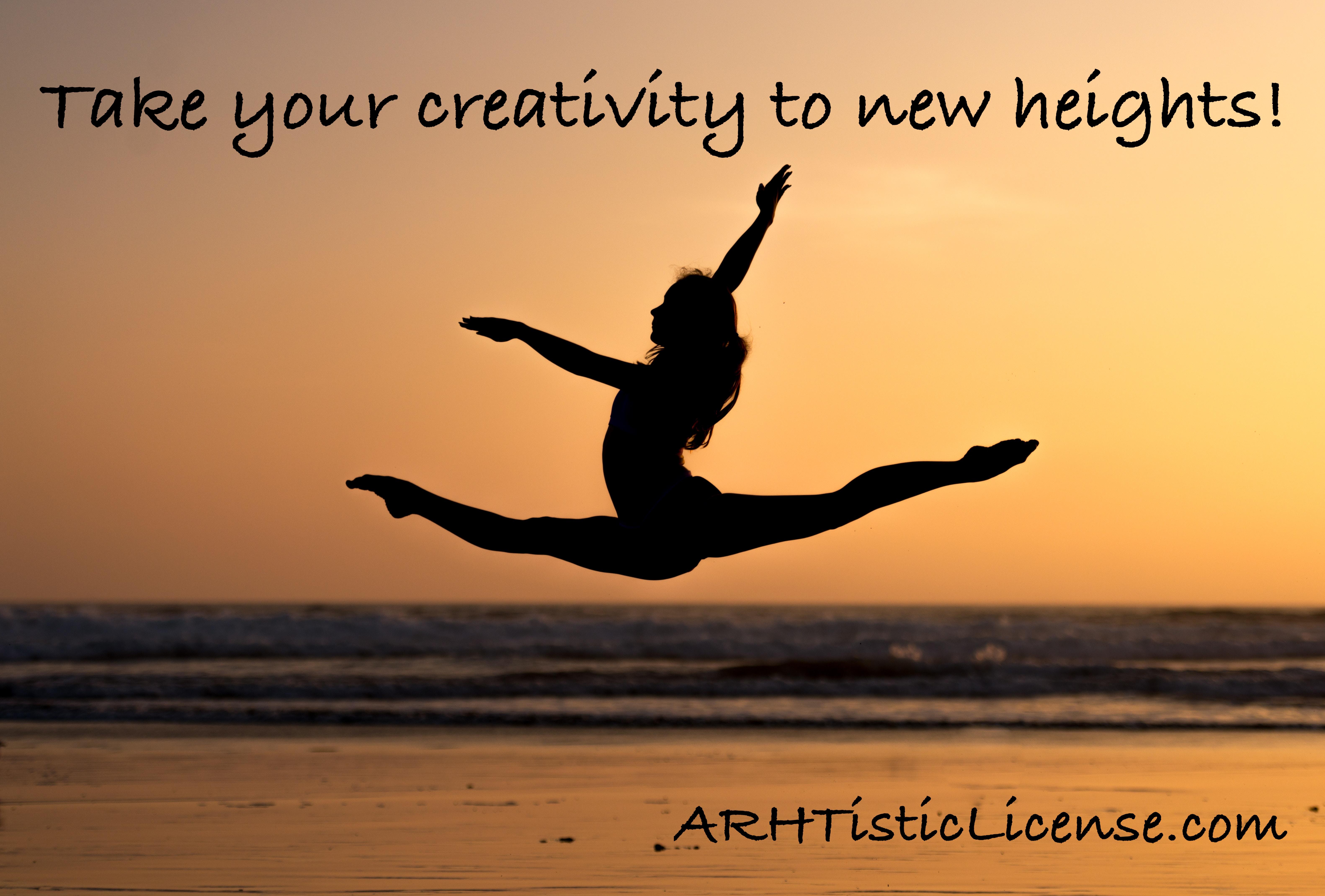 Take creativity