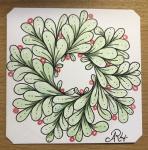 Tangles for Christmas