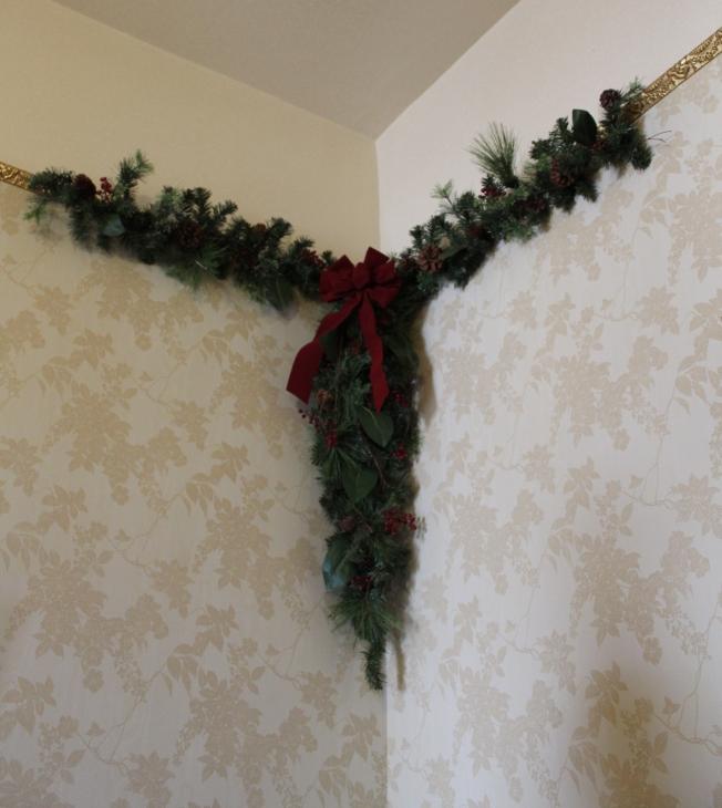 Christmas; Niels Petersen house