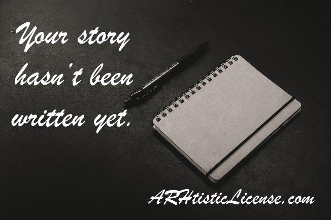 Unwritten story