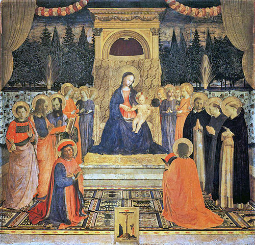 500px-Fra_Angelico_-_San_Marco_Altarpiece_-_WGA00509_02