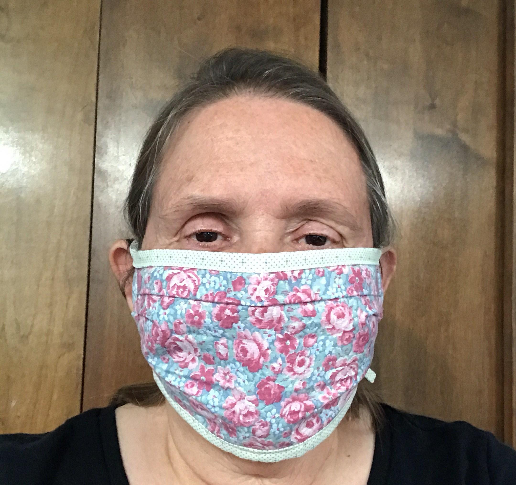 face mask; Covid-19