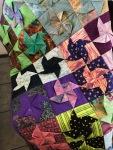 Origami Pinwheel Quilt